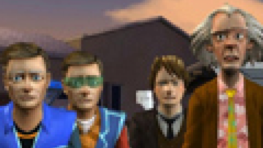 Back to the Future: The Game - Episode4 &5