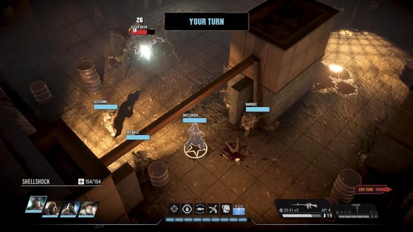 Поиграли на ИгроМире в Wasteland 3. Вымораживающий постапокалипсис