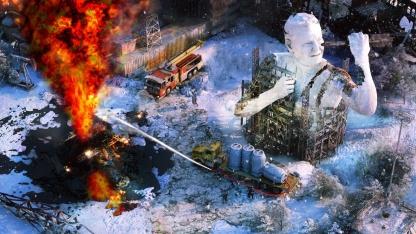 Поиграли на ИгроМире в Wasteland3. Вымораживающий постапокалипсис