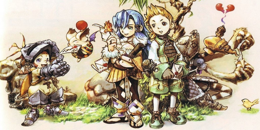 Обзор Final Fantasy Crystal Chronicles Remastered Edition. Обманчивая простота