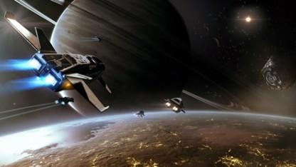 Elite: Dangerous — интервью с главой Frontier Developments