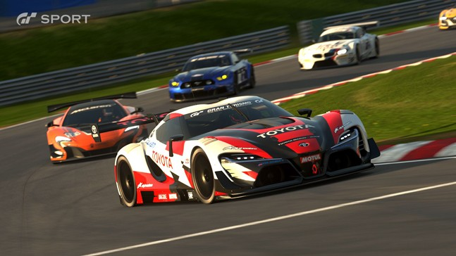 «Игромир-2016»: За рулем. Превью Gran Turismo Sport