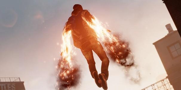 Gamescom-2013: inFamous: Second Son