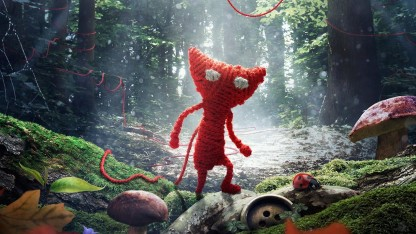 Приключения года: Unravel, The Last Guardian, Inside