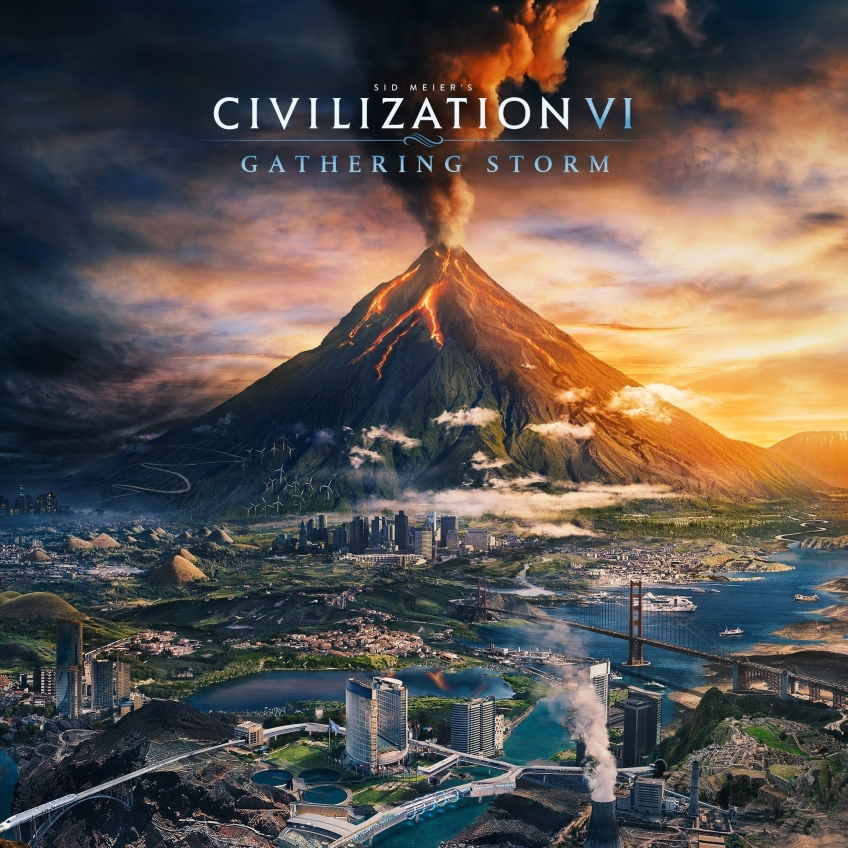Civilization VI: Gathering Storm. Буря восторга