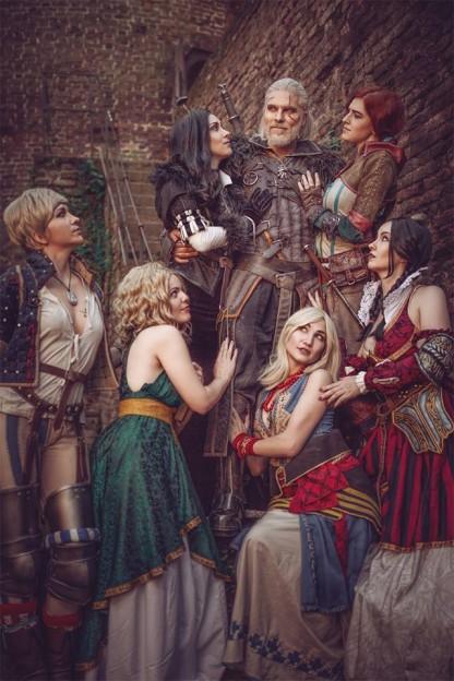 Косплей — специальный выпуск: The Witcher