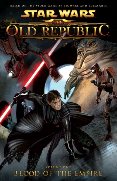 Star Wars: The Old Republic — Blood of the Empire