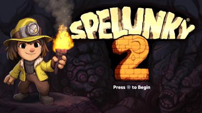 Обзор Spelunky2. Бывших археологов не бывает