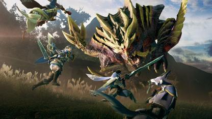 Во что поиграть в марте: Maquette, It Takes Two, Monster Hunter Rise