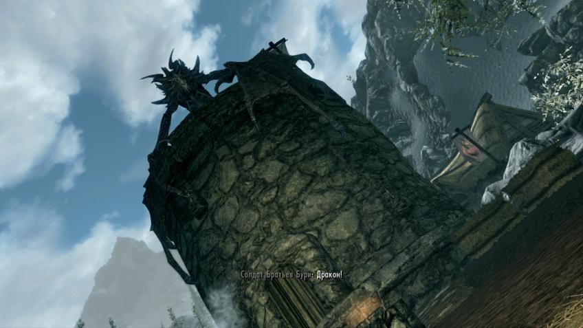 Мнение о The Elder Scrolls 5: Skyrim на Nintendo Switch. Переносной Скайрим