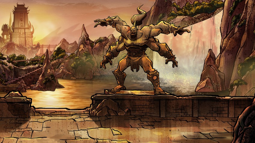 Обзор мультфильма «Легенды Mortal Kombat: Месть Скорпиона». Ни разу не сольник