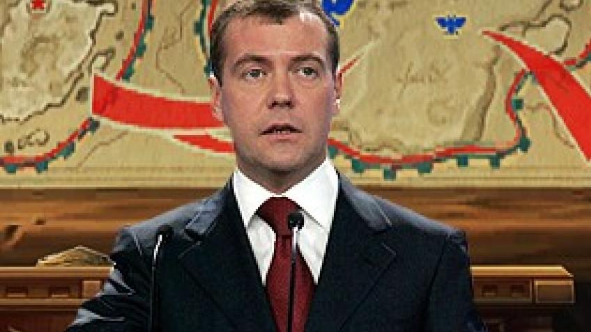 Медведев и «Аллоды»