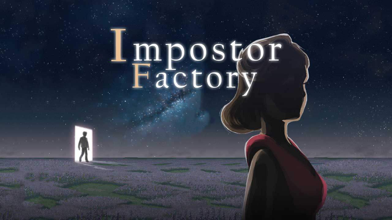 Обзор Impostor Factory — Фабрика трагедий от авторов To the Moon