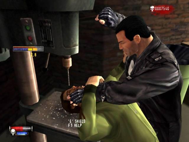 Punisher игра скачать торрент