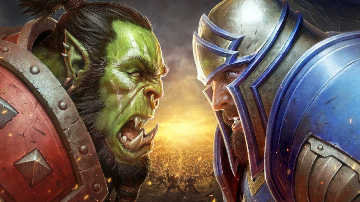 «WoW: Битва за Азерот». Когда бить больше некого — бьём друг друга