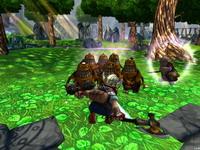 Храбрые гномы: Крадущиеся тени