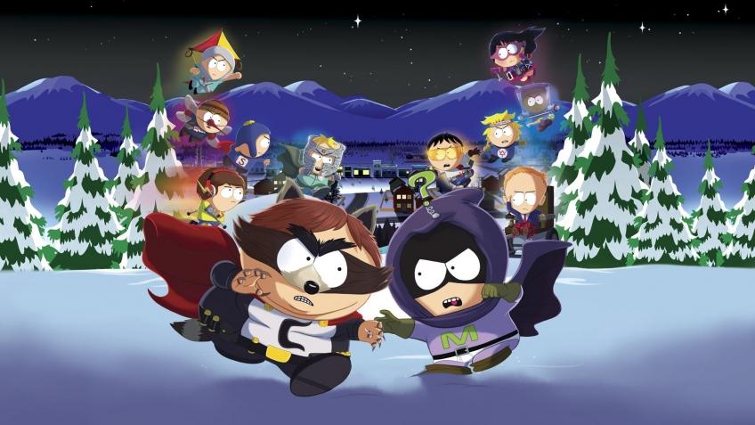 Первый взгляд на South Park: The Fractured but Whole