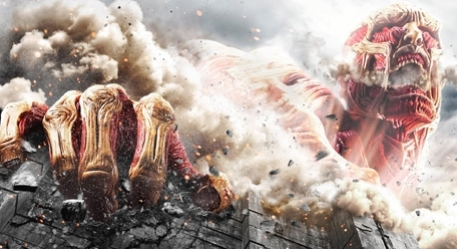 «Атака титанов. Фильм первый: Жестокий мир»: фарс в серых тонах