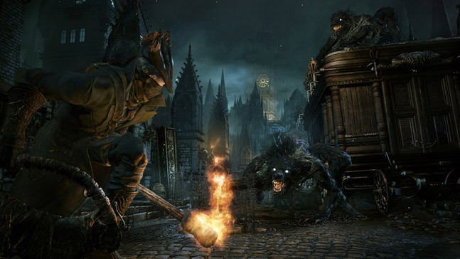 Gamescom 2014: Bloodborne