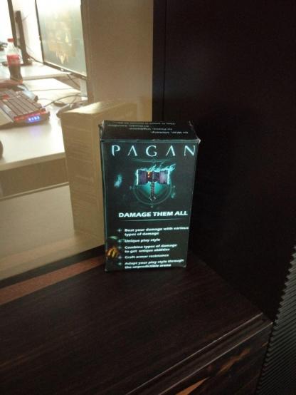 Первый взгляд на Pagan Online. Леорик, залогинься!