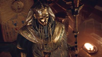 «Assassin's Creed Истоки — Проклятие фараонов». Сверхъестественное