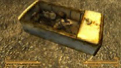 Коды по 'Fallout: New Vegas' (читательские пасхалки)
