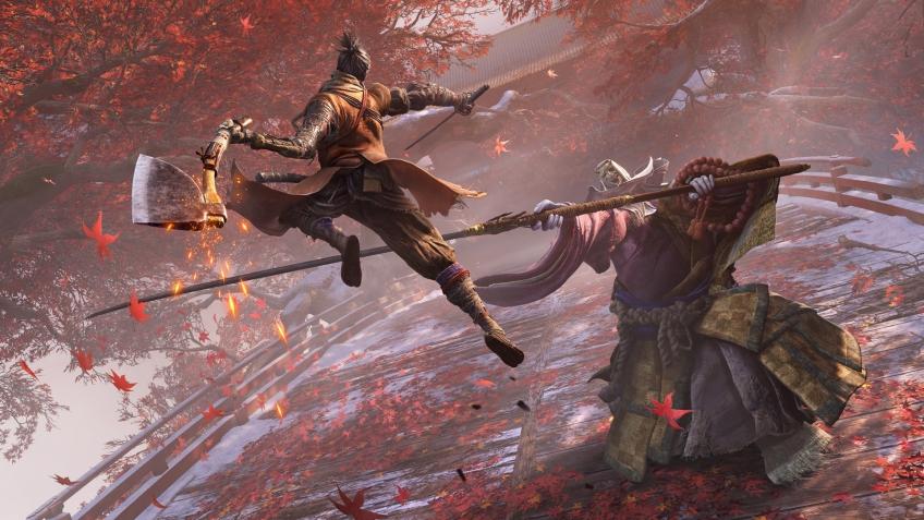 Превью Sekiro: Shadows Die Twice. Душа самурая