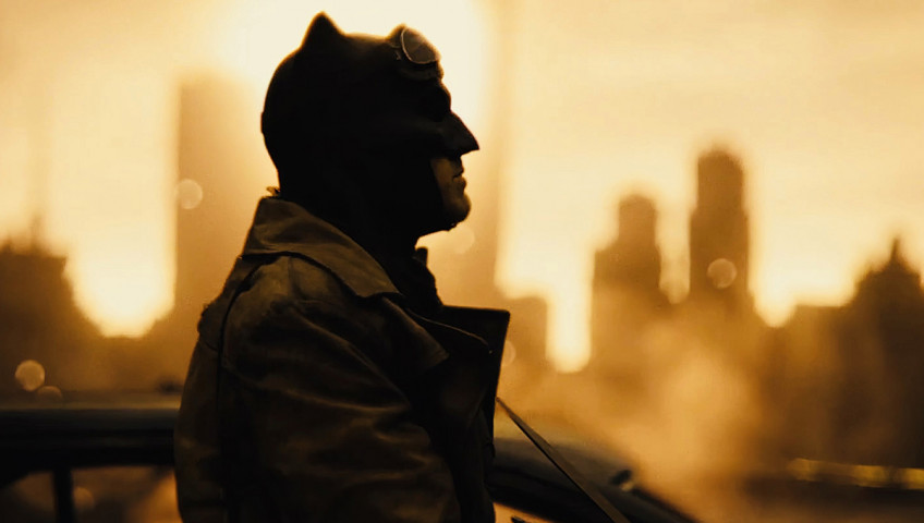 «Лига справедливости Зака Снайдера» против «Лиги справедливости»