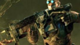 Военный, квадратный, здоровенный. Gears of War3