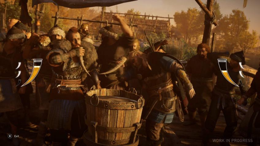 Мы поиграли в Assassin's Creed Valhalla. Один шаг вперёд, два назад