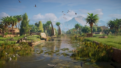 Assassin's Creed: Истоки. Всё, что нужно знать об игре перед релизом