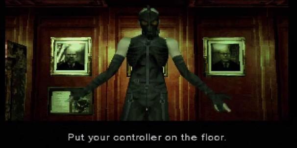 Metal Gear Solid: гениальные находки