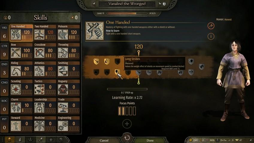 30 часов в Mount & Blade II: Bannerlord
