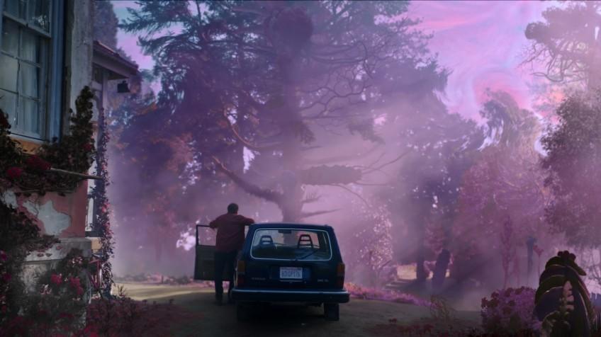 Обзор фильма «Цвет из иных миров». Кейдж, Лавкрафт и альпаки