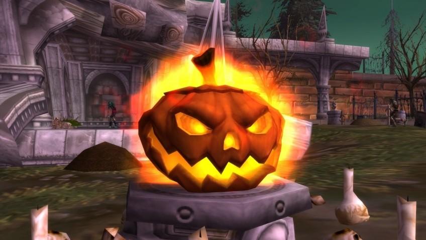 Во что поиграть на Хэллоуин. Атмосферные игры к кануну Дня всех святых