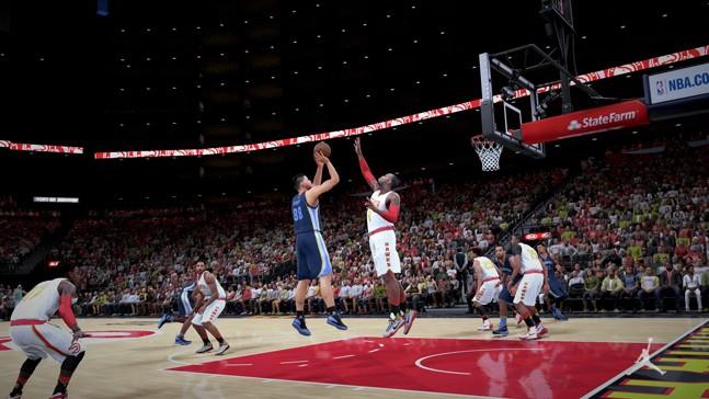 В погоне за мечтой. Обзор NBA 2K16