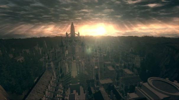 Эпические миры. Почему архитектура в играх обязательно должна быть величественной?