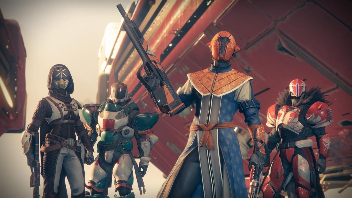 Обзор Destiny 2. Самый тёмный час — перед рассветом