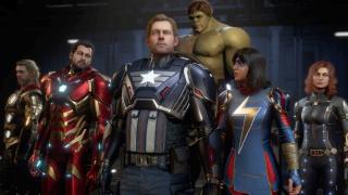 Разочарование года. Warcraft III: Reforged, XIII, Marvel's Avengers