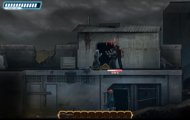 Сайд-квест: Deus Ex в двух измерениях?