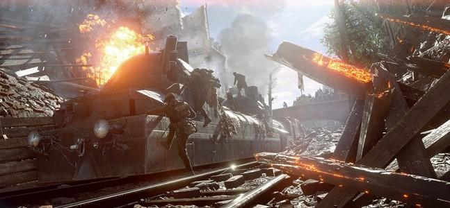 Я — водитель НЛО! Техника, которой самое место в Battlefield 1