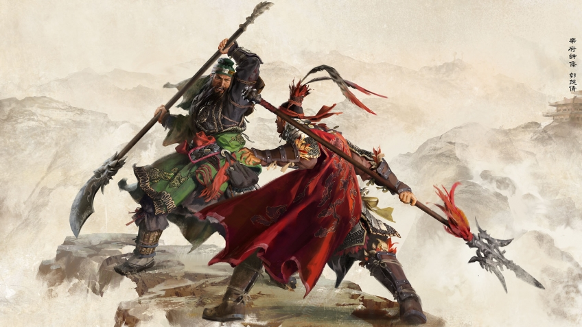 Обзор Total War: Three Kingdoms. Богатыри Поднебесной