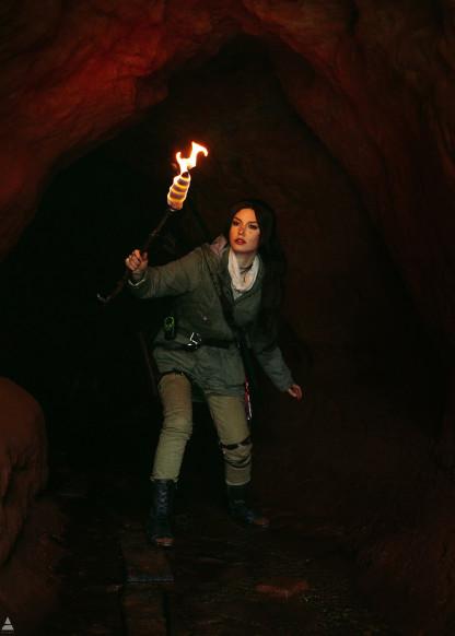 Косплей недели: Dota 2, Resident Evil: Village, Tomb Raider, «Ведьмак 3», League of Legends