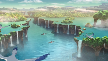 Ni no Kuni II: Revenant Kingdom. Глазами ребёнка