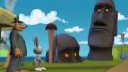 Sam & Max: Season 2 — Moai Better Blues