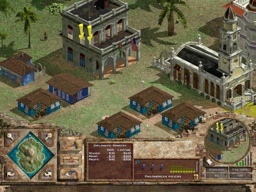 Ретро-обзор. Tropico (2001)