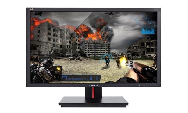 Не бойся! Тестирование игрового монитора ViewSonic VG2401mh
