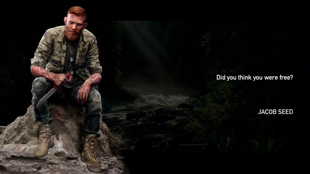 Превью Far Cry 5. Иосиф приглашает в гости