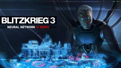 «Блицкриг 3»: искусственный интеллект по имени Борис