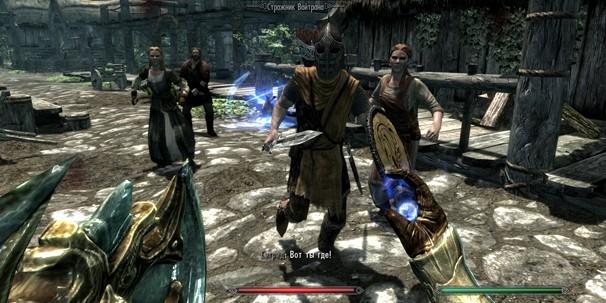 The Elder Scrolls V: Skyrim. Концепции